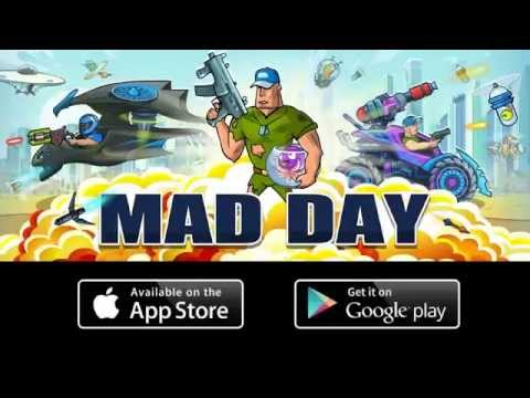 Mad Day - Truck Distance Game