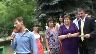 Свадьба Саратов розыгрышь с гостями :-))