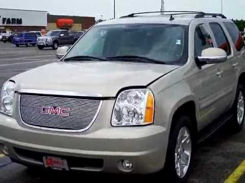 2007 GMC Yukon SLT - YouTube