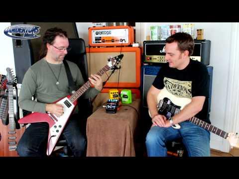 Vox Tone Garage Pedals - Range Review!