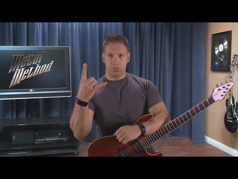 Extreme Metal Guitar Lesson