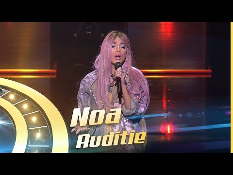 NOA - Jolene  DanceSing  Audities