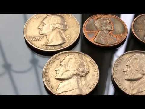 50000$$$ Price Error US Coins Collection Quarter Jefferson Nickel