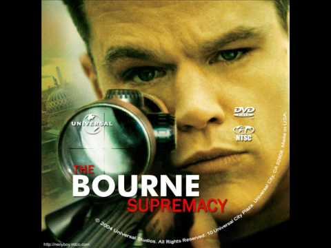 Bourne Supremacy Airport Departure Ringtone