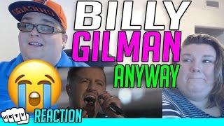 "The Voice 2016 Billy Gilman - Top 10: ""Anyway"" REACTION!!🔥"