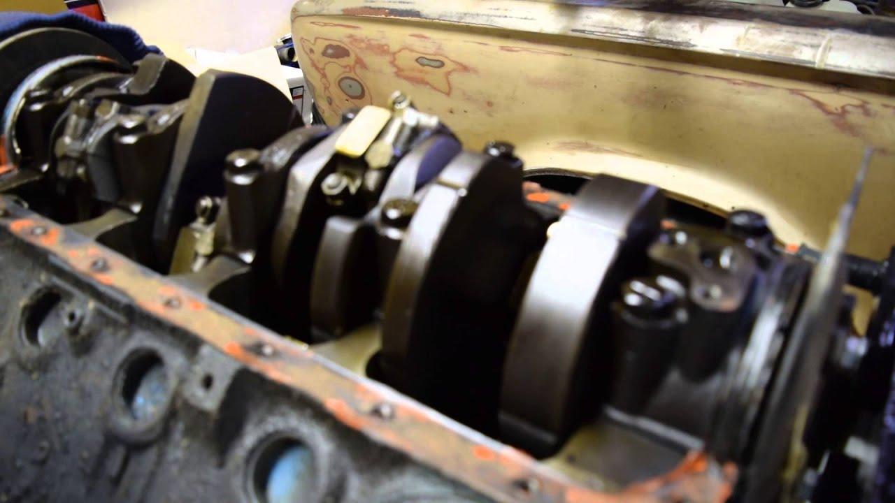 Mopar La 360 59l Small Block V8 Rebuild Part 1 Youtube Plymouth Valiant Scamp Engine Diagram