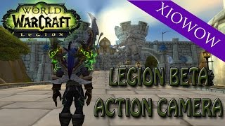 WOW _ Legion Beta _ Action Camera Test