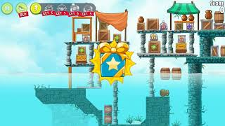 Angry birds rio high dive stages 1-5