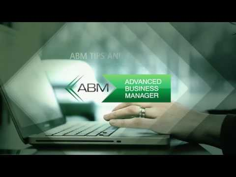 ABM - Advanced Business Manager Tips and Tricks