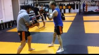 SKAMMA GYM Beginner Kickboxing