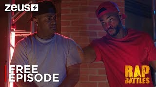 King Bach and Conceited | Rap Battles | Netflix vs Regular TV | FREE EPISODE