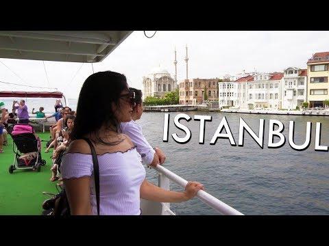 Exploring ISTANBUL & Taksim Square Nightlife!