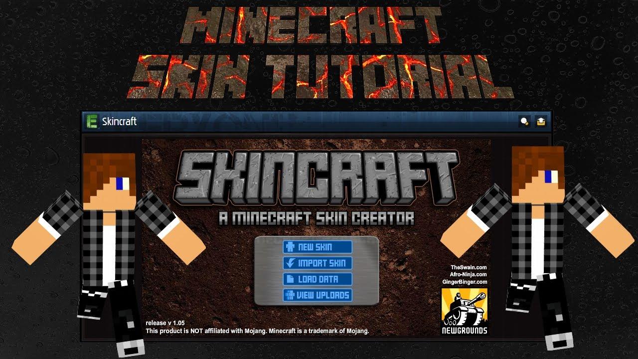 Minecraft skin editor newgrounds