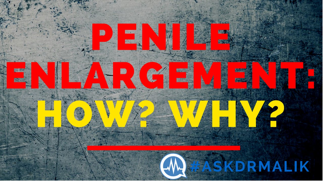 Does natural penis enlargement work