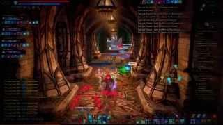 TERA - Dungeon Necromancer Tomb (Mystic) #6