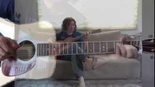 小倉博和ソロ・プロジェクトの次回作予告PVをアコースティック・ギター...