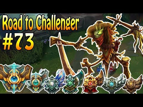 Fiddlesticks meistern - Platin 2 Promo beginnt - Road to Challenger #73 | MrMaikAp