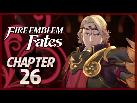 Fire Emblem Fates: Birthright - Chapter 26 - Xander