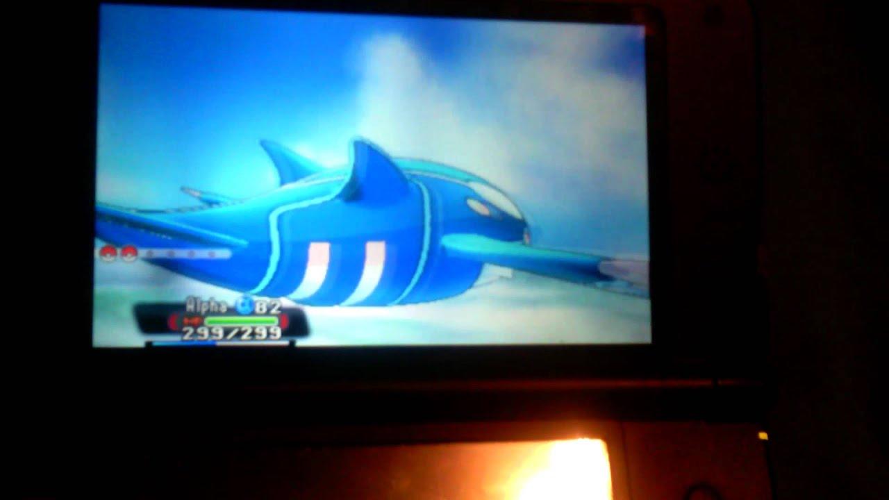 Primal Kyogre Gif Pokémon Oras Primal Kyogre Origin Pulse Animation  Youtube