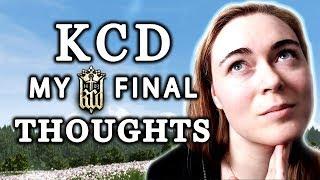 I Completed Kingdom Come: Deliverance - Final Thoughts ⚔ Positives & Negatives