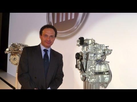 Fiat 500L, 0,9 & 1,6 engines