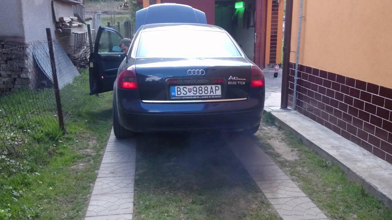 Audi A6 C5 25 Tdi 220hp Sound Youtube
