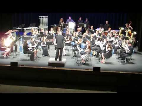 Iola High School Concert Band 5-12-2015