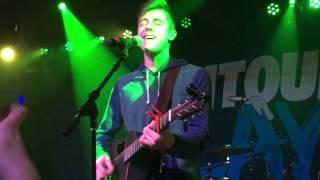 "Grant Landis - ""Sorry"" (Justin Bieber Cover) St.Louis, Missouri 12/11/15 HD"