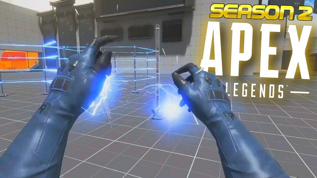 GAMEPLAY da NOVA LENDA, NOVA ARMA, MODO RANKED e DATA da SEASON 2! - APEX LEGENDS
