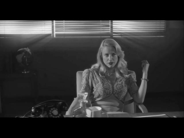 Trouble Is My Business Noir Trailer | Vernon Wells, Brittney Powell