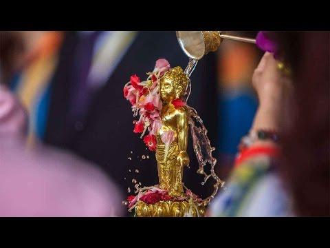 Buddha's Birthday celebrated i - VamosDotPK