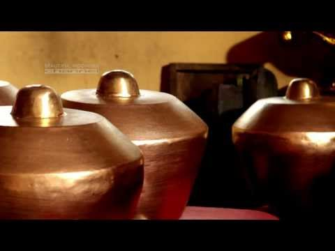 How to make Gamelan music instrument  Indonesia traditional music