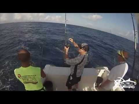 Black Fin Tuna Fishing Stuart Florida