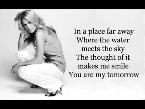 (Lyrics) See You Again - Carrie Underwood