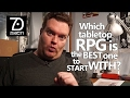 Which tabletop role-playing game is the best to start with?