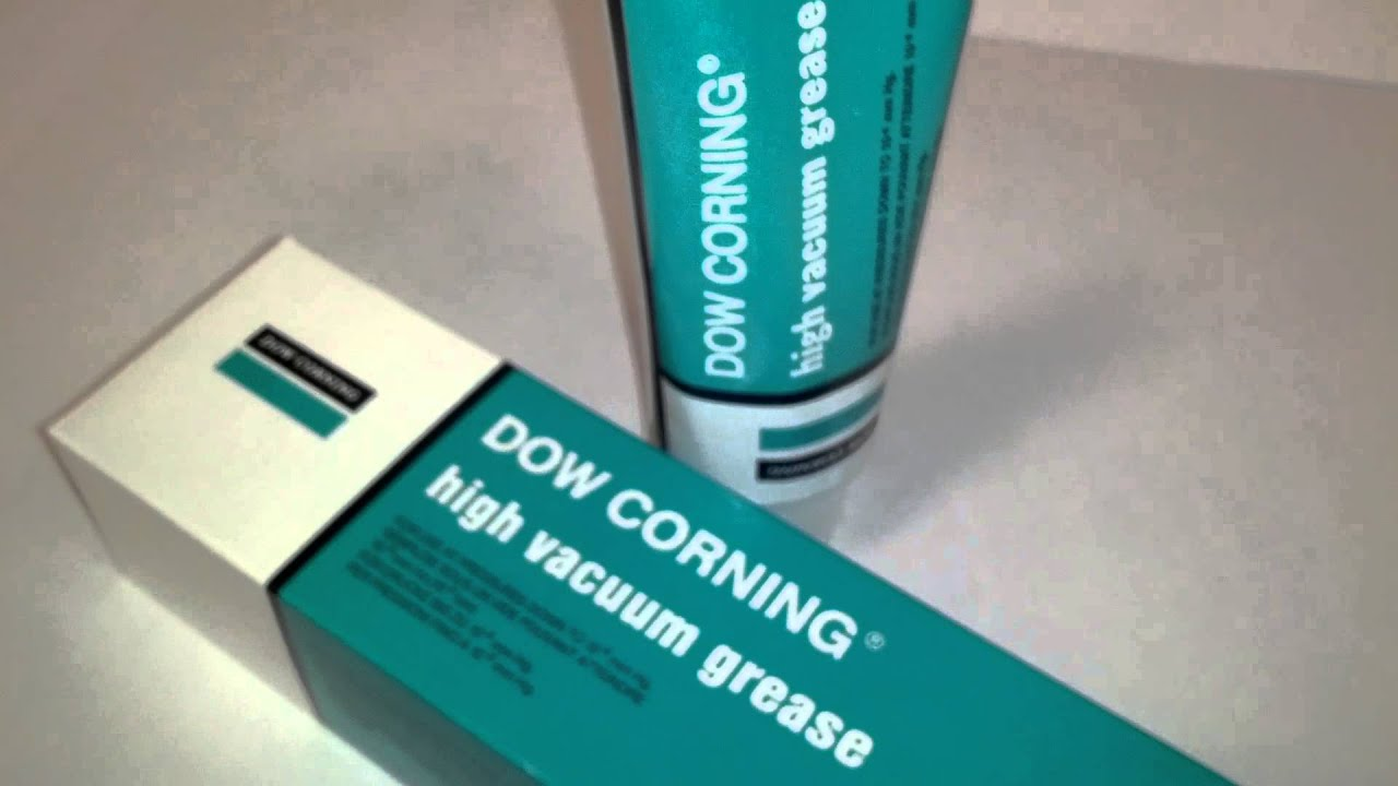 Dow Corning High Vacuum Grease Lubricant 50g Tube