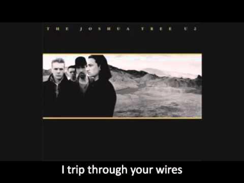 U2- Trip Through Your Wires Lyrics (HQ)