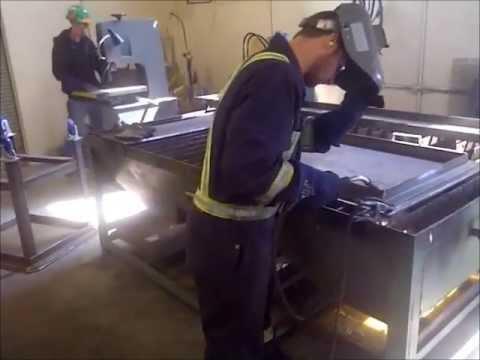 Millwright-Block 2- welding july 2013