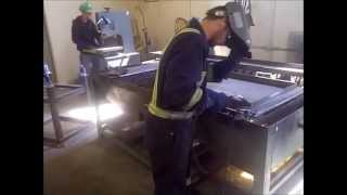 Millwright-Block 2- welding july 2013