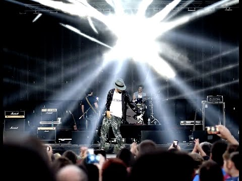 SKIZZO SKILLZ & BAND / Michael Jackson Dance + Biniditat / Live la Timisoara