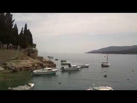 Rabac kirándulás( trip) Croatia