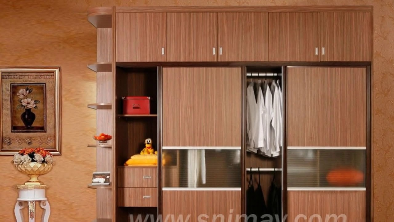 Cupboard Door Designs for Bedrooms Indian Homes - YouTube
