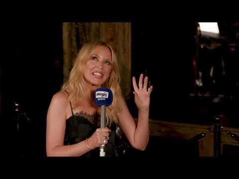 Kylie Minogue Secret Gig:  pre-show   Magic Radio