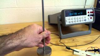 Experiment 5 - Strain Gages