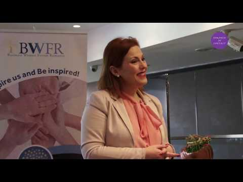 Osnat Peled - Business Women Forum Romania