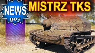 Konkurs - zostań mistrzem TKS w World of Tanks i wygraj 25 Tytusów!
