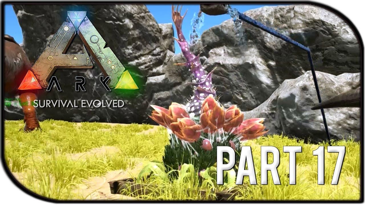 Ark survival evolved gameplay part 17 fully grown for Plant x ark aberration