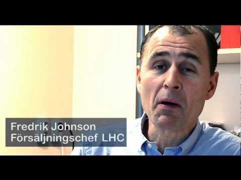 Magnus Johansson och Fredrik Johnson om Airvertise UF