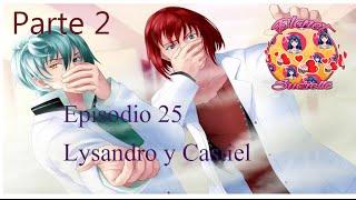 Corazón de melón episodio 25 Con respuestas 2/2  (Lysandro y Castiel)