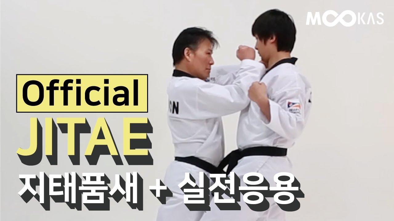 십진품새(JITAE POOMSAE) / 실전응용동작 (Actual Fighting Application )